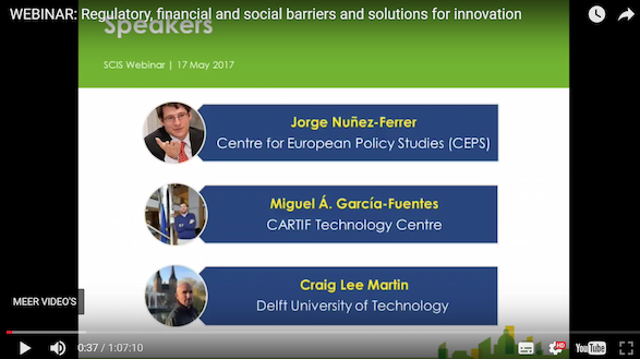 WEBINAR: On dealing with non-technical challenges such as social